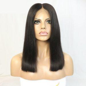 Glue-less wigs